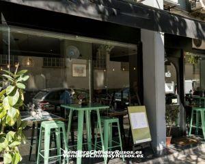 巴塞羅那的日本餐廳轉移